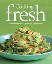 Buy the Fine Cooking Fresh cookbook