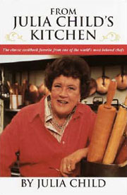 Buy the From Julia Child's Kitchen cookbook