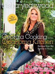 Buy the Georgia Cooking in an Oklahoma Kitchen cookbook