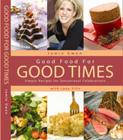 Buy the Good Food For Good Times cookbook