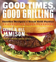 Buy the Good Times, Good Grilling cookbook