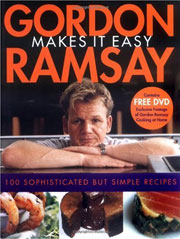Buy the Gordon Ramsay Makes it Easy cookbook