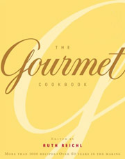Buy the The Gourmet Cookbook cookbook