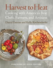 Buy the Harvest to Heat cookbook