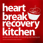 Buy the Heartbreak Recovery Kitchen cookbook