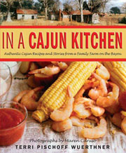 Buy the In a Cajun Kitchen cookbook