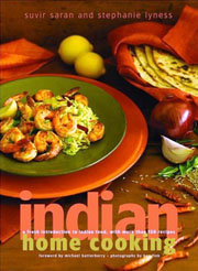 Buy the Indian Home Cooking cookbook