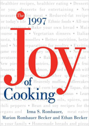 Buy the The All New Joy of Cooking cookbook