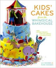 Buy the Kids' Cakes from the Whimsical Bakehouse cookbook