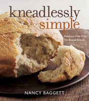 Buy the Kneadlessly Simple cookbook