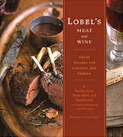 Buy the Lobel's Meat and Wine cookbook