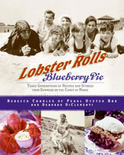 Buy the Lobster Rolls & Blueberry Pie cookbook