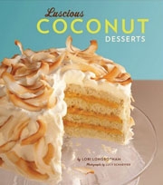 Buy the Luscious Coconut Desserts cookbook