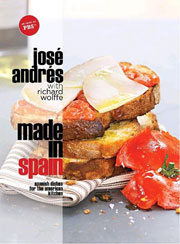 Buy the Made in Spain cookbook