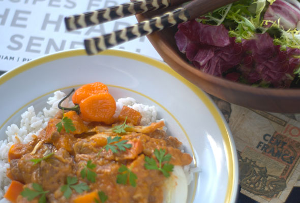 Mafe: African Stew