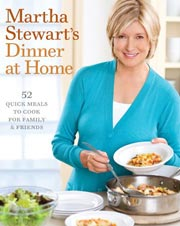 Buy the Martha Stewart's Dining at Home cookbook