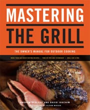 Buy the Mastering the Grill: The Owner's Manual for Outdoor Cooking cookbook
