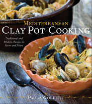 Buy the Mediterranean Clay Pot Cooking cookbook