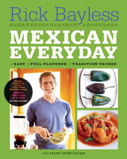Buy the Mexican Everyday cookbook
