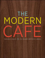 Buy the Modern Café cookbook