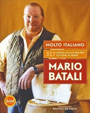 Buy the Molto Italiano cookbook