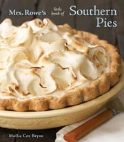 Buy the Mrs. Rowe's Little Book of Southern Pies cookbook