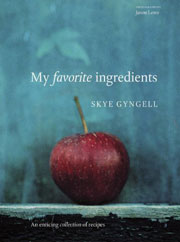 Buy the My Favorite Ingredients cookbook