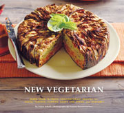 Buy the New Vegetarian cookbook