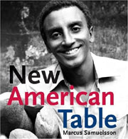 Buy the New American Table cookbook