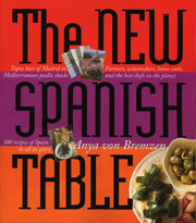 Buy the The New Spanish Table cookbook