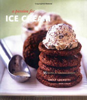 Buy the A Passion for Ice Cream cookbook