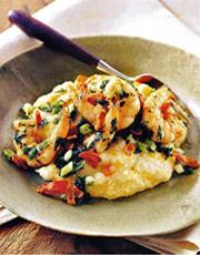 Paula Deen's Shrimp and Grits