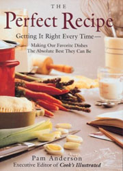 Buy the The Perfect Recipe cookbook