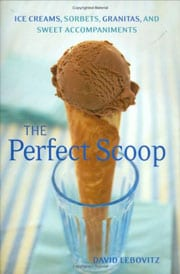 Buy the The Perfect Scoop cookbook