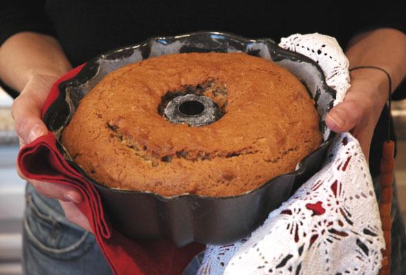 Saint Phanourios's Cake