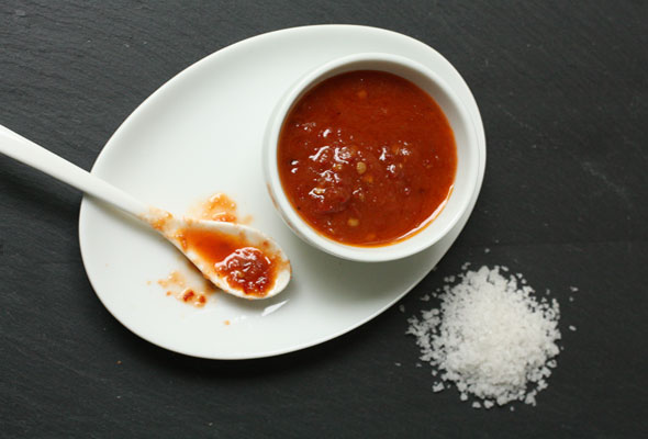 Portuguese Piri-Piri Hot Sauce