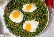 Portuguese Peas and Eggs