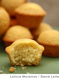 Portuguese Mini Lemon-Orange Cakes