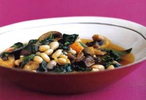 Quick Navy Bean Stew
