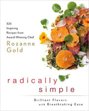 Buy the Radically Simple cookbook