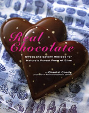 Buy the Real Chocolate cookbook