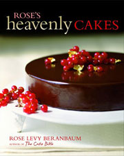 Buy the Rose's Heavenly Cakes cookbook