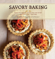 Buy the Savory Baking cookbook