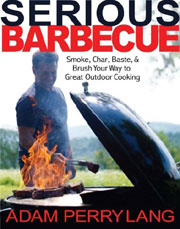 Buy the Serious Barbecue cookbook