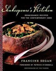 Buy the Shakespeare's Kitchen cookbook