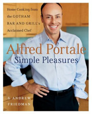 Buy the Alfred Portale Simple Pleasures cookbook
