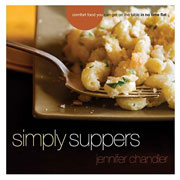Buy the Simply Suppers cookbook