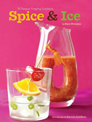 Buy the Spice & Ice cookbook