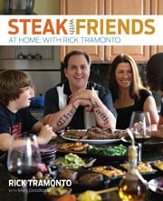 Buy the Steak with Friends: At Home cookbook