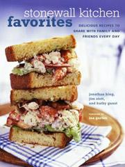 Buy the Stonewall Kitchen Favorites cookbook
